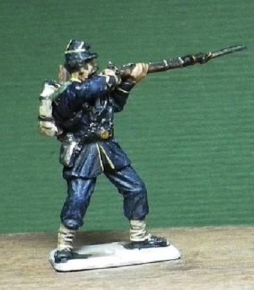 Le 11eme bataillon de chasseurs à pieds en 1859 au 1/72 IMGP3528