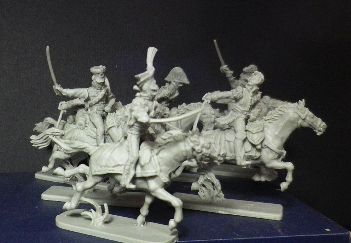 Benno's Figures Forum • Ney and French General staff charge at Waterloo