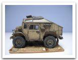 WWII British 8th Army Morris Quad Tractor 002 Italeri.jpg