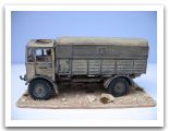 WWII British 8th Army AEC Matador  Airfix 005.jpg