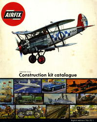 Airfix HO Catalogue 1970