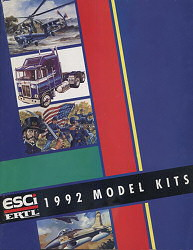 ESCI-ERTL  HO Catalogue 1992