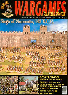 Wargames Soldiers & Strategy 27